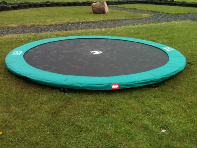 14ft Etan InGround Trampoline