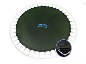 "Replacement 10ft Jump Mat (64 V Rings, 7"" Springs)"