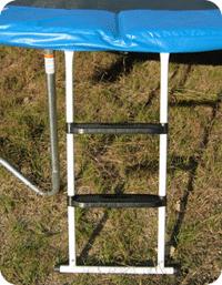 Accessories: Trampoline Ladder