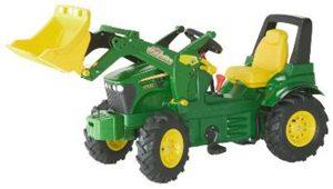 Toy Tractor - Rolly John Deere 7930, Pneumatic Tyres 71012