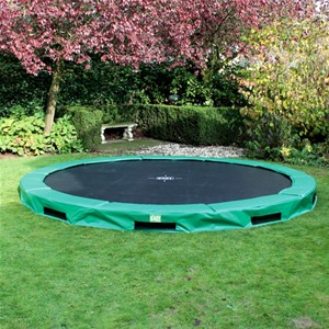 12ft Etan HD In-Ground Premium Gold Round Trampoline. IN STOCK END OF JUNE