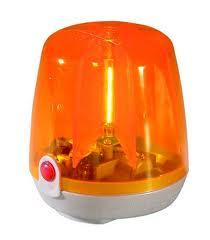 Rolly Flashlight Orange 40955