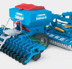 Bruder Lemken Solitair 9 Sowing Combination 02026 IN STOCK UNTIL 04/01/21