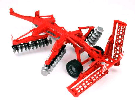 Bruder 2217 Kuhn Disc Harrow