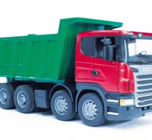Bruder Scania R series Tipper Truck 03550