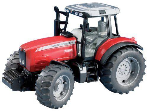 Bruder Massey Ferguson 7480 Tractor 2040
