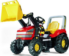 Rolly XTrac MF Tractor & Loader 04677