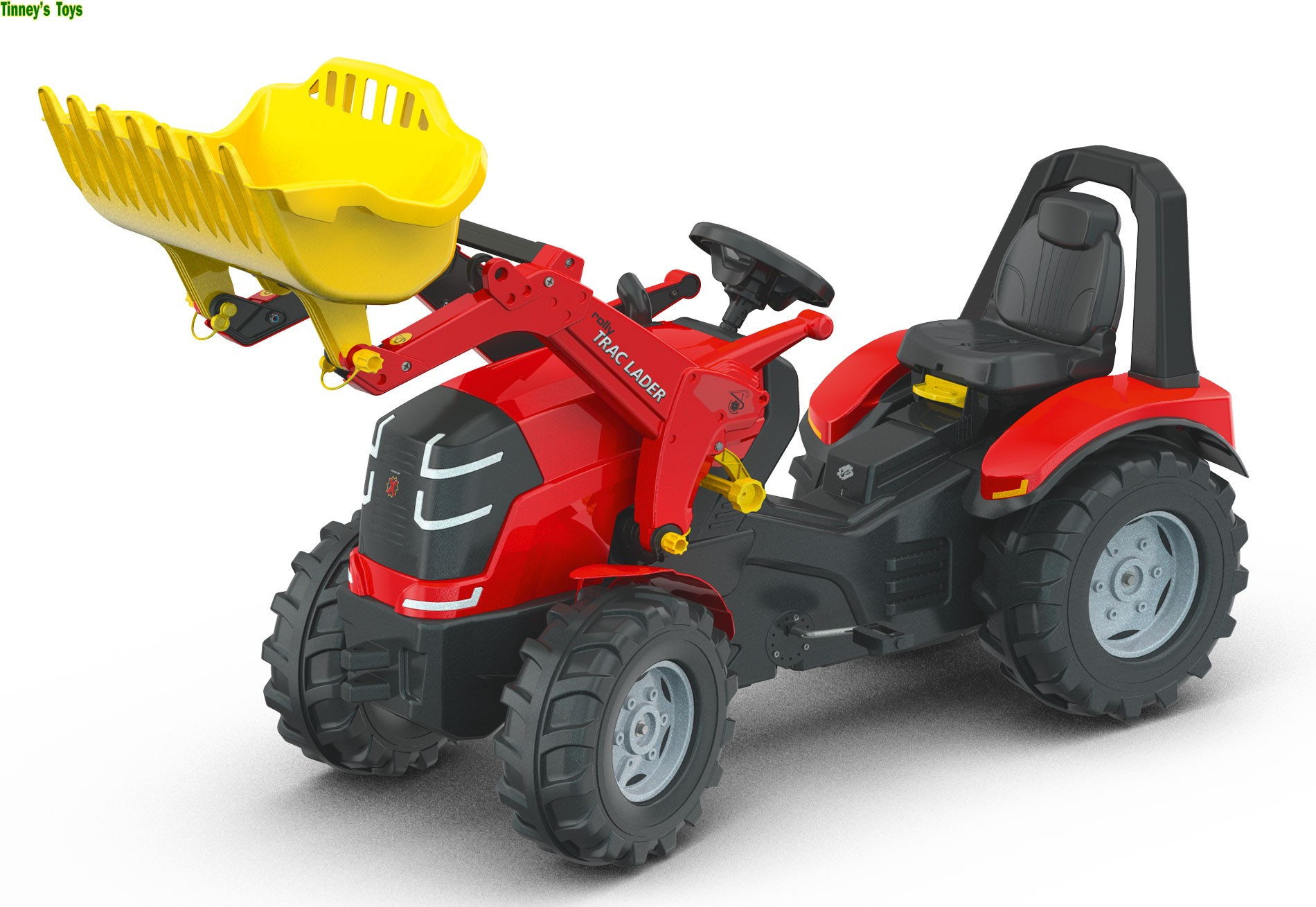 Rolly Xtrac Tractor, Loader Premium 65100