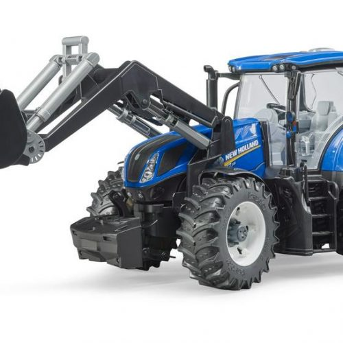 Bruder New Holland T7.315 with Front Loader 03121 IN STOCK UNTIL 14/11/20