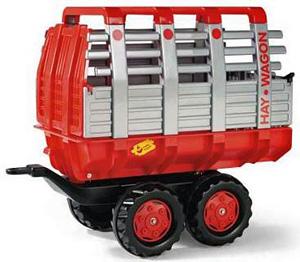 Rolly MF Hay Wagon, Double Axle 12282