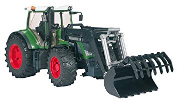 Fendt Tractor 936 Vario Tractor and Loader 03041  IN STOCK UNTIL 14/12/20