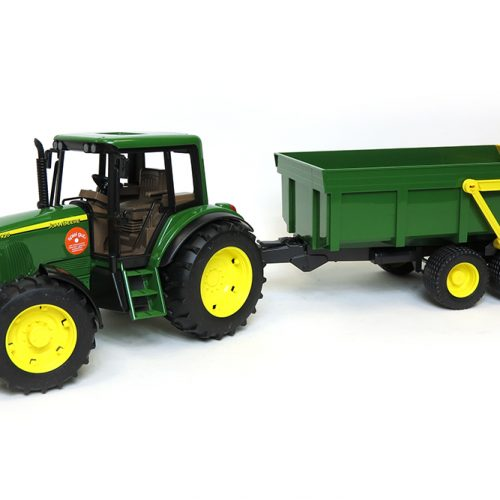 Bruder John Deere 6920 Tractor/Trailer 2058