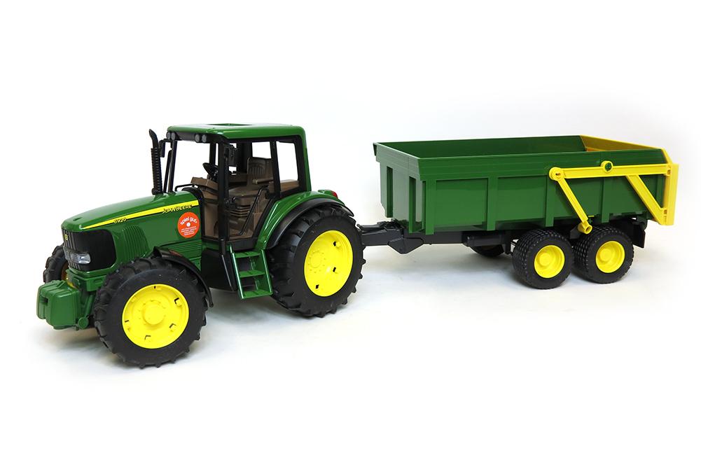 John Deere 6920 Tractor/Trailer 2058