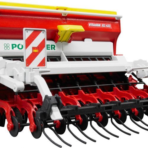 Pottinger Vitasem 302 ADD Harrow-Mounted Seed Drills 02347
