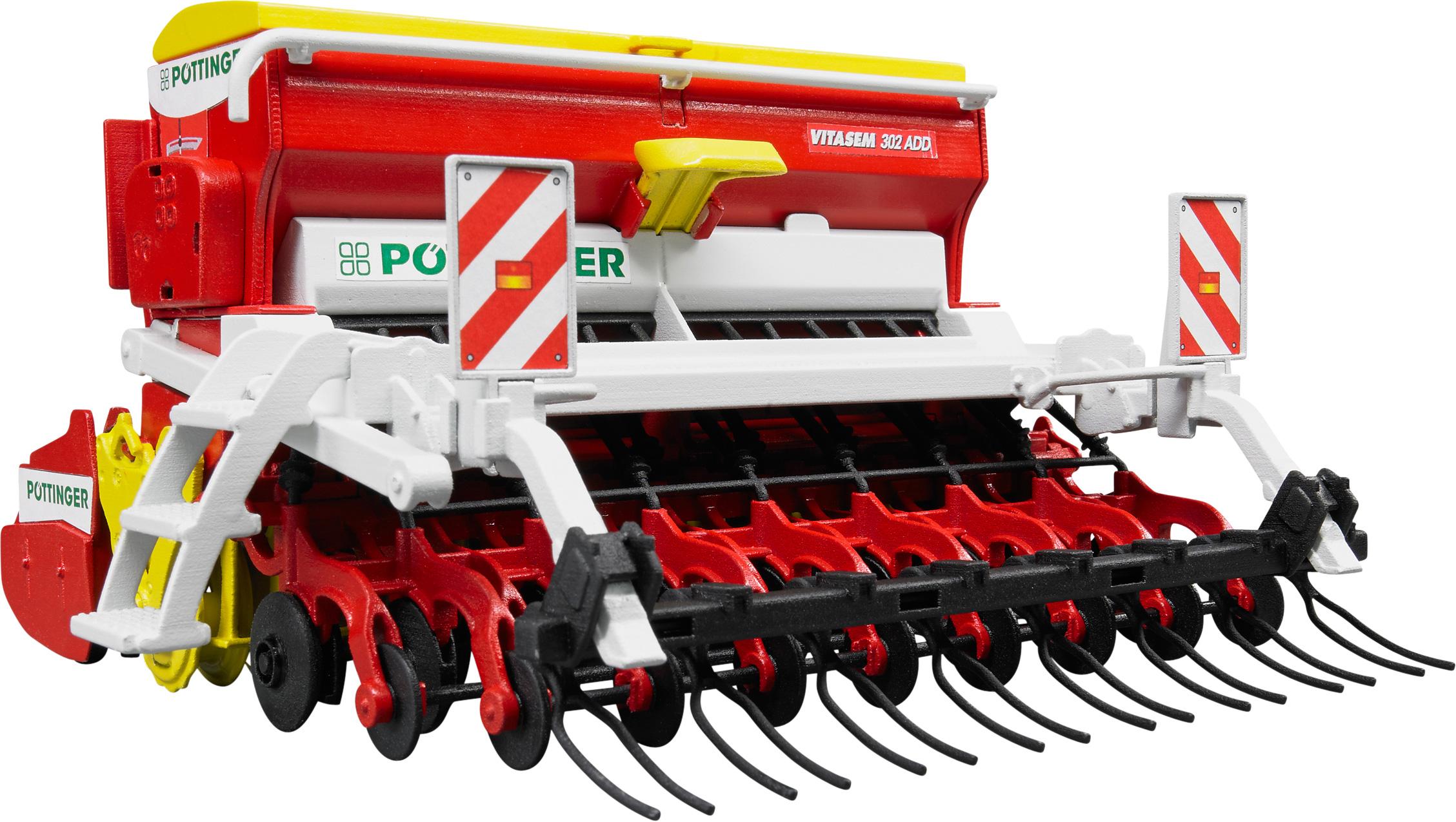 Pottinger Seed Drills 2347
