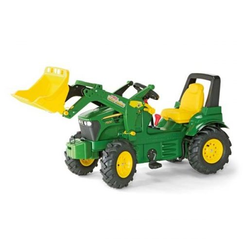 Rolly John Deere 7930 Farm Tractor & Loader 71002