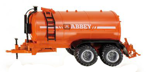 Rolly Abbey Tanker with pump 12904