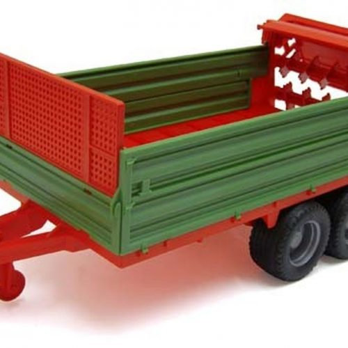 Bruder Stable Dung Spreader 02209 / OUT OF STOCK