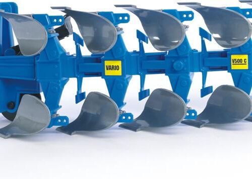 Bruder Lemken Reversible Plough 02331 IN STOCK UNTIL 14/12/20