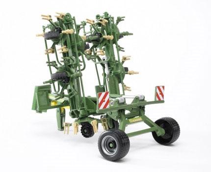 Bruder Krone Rotary Mower + Running Gear 2224