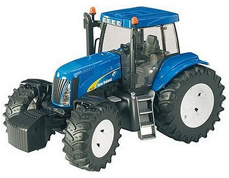 Bruder New Holland TG285 Tractor 3020