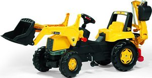 Rolly JCB and Backhoe and Loader 81200