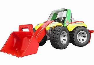 Bruder Roadmax Articulated Wheeled Loader 02010