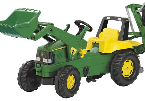 Rolly John Deere Backhoe and Loader 81107