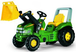 Rolly John Deere Xtrac with Front Loader 04663
