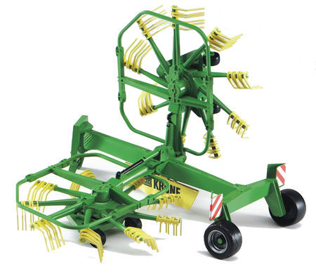 Bruder 2216 Krone Dual Rotary Windrower