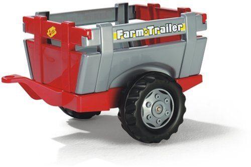 Rolly Red Farm Trailer 12209