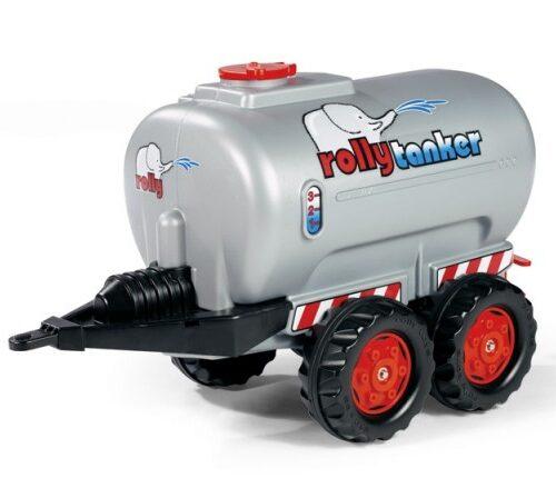 Rolly Twin-Axle Silver Tanker 12212
