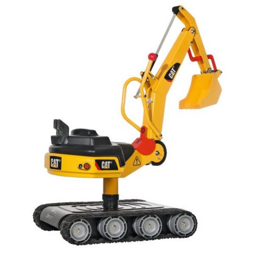 Farm Toy Rolly Digger Cat 51321