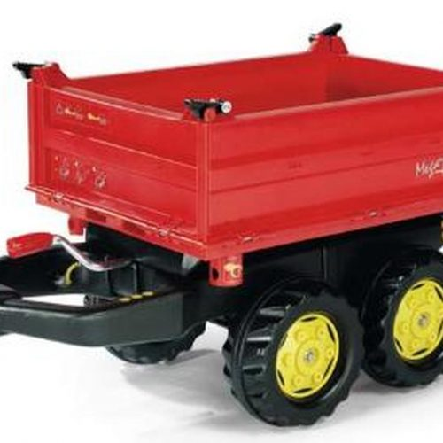 Rolly Red Mega Trailer 12300