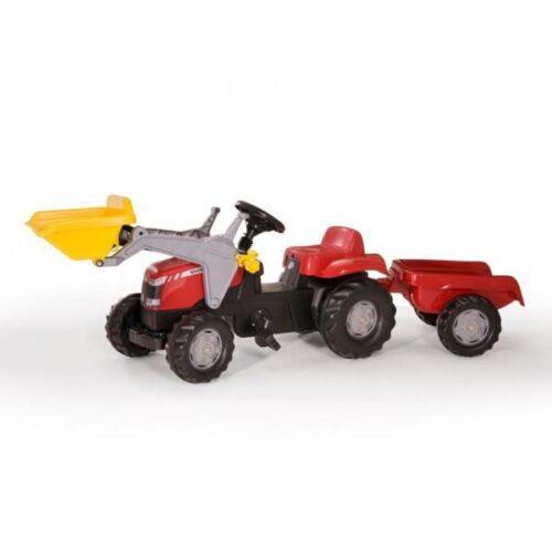 Rolly Massey Ferguson Tractor / Loader / Trailer 02336