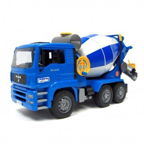 Bruder MAN TGA Cement Mixer Truck 02744