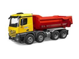 Bruder Mercedes Benz Arcos Halfpipe Dump Truck 03623