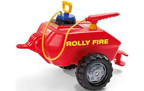 Rolly Fire Truck Trailer & Pump 12296