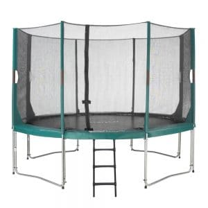 14ft Etan Hi-Flyer HD Trampoline, Safety Enclosure & Ladder . IN STOCK