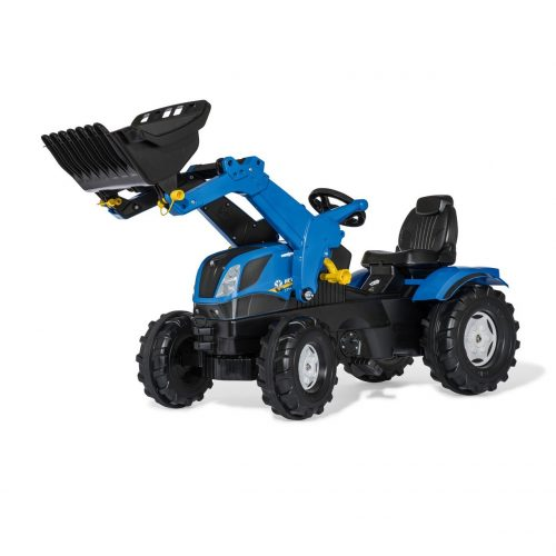 Rolly New Holland Farmtrac Toy Tractor & Loader 61125