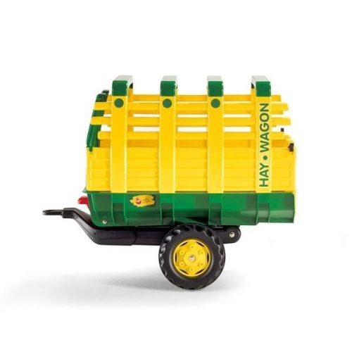 Rolly Green Single Axle Hay Wagon 12298