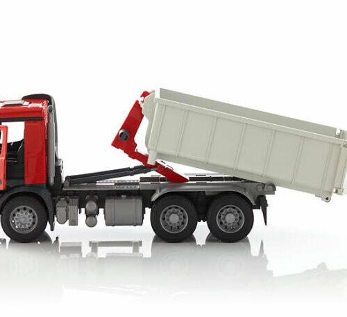 Bruder Mercedes Benz Arocs Truck & Container 03622