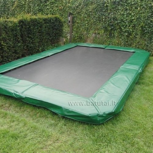 Etan In-Ground Hi-Flyer Trampoline 7.5 x 10 ft   (310 x 232 cm). IN STOCK END OF JULY