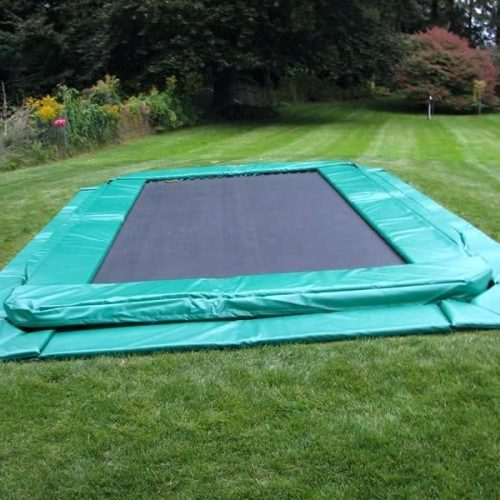Etan In-Ground Hi-Flyer Rectangular Trampoline 7 x 9 ft  ( 281 x 201 cm ), IN STOCK .
