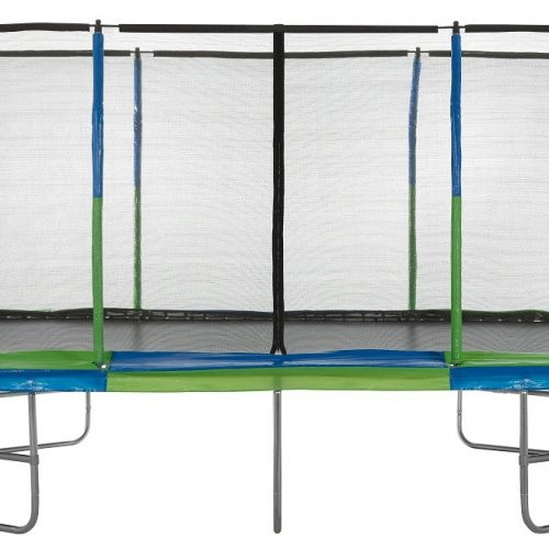 Rectangular Upper Bounce Mega Trampoline 10 x 17ft OUT OF STOCK
