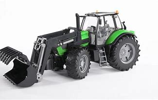 Bruder Deutz Agrotron X720 with Front Loader 03081 OUT OF STOCK