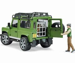 Bruder Land Rover Defender Station Wagon ,  02587