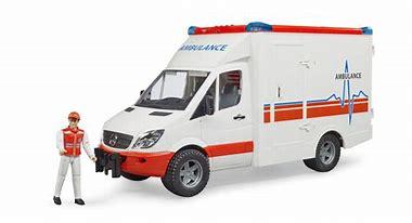 Bruder Mercedes Benz Sprinter Ambulance  02536