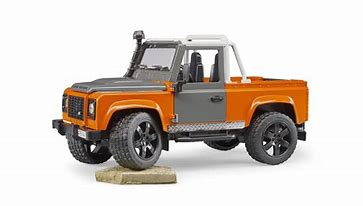 Bruder Land Rover Defender Pick Up 02591