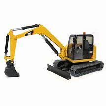 Bruder Cat Mini Excavator / Digger 02456